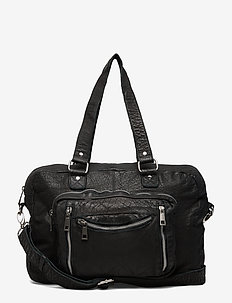 Mille washed - shopping - black