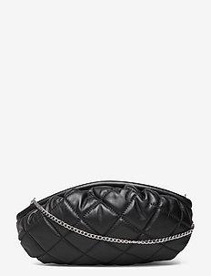 Lin - clutches - black