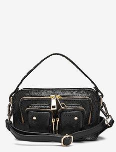 Helena - top handle - deluxe w. gold black