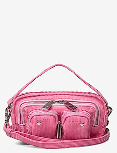Helena corduroy - shoulder bags - pink