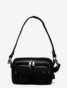 Ellie - handväskor - corduroy black
