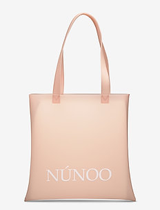 Small tote vegan - casual shoppers - pink
