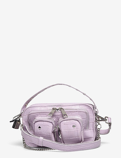 Helena Croco - handväskor - lilac