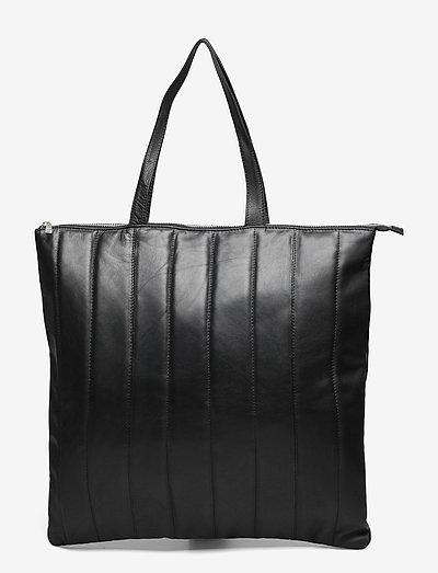 Shopper Pillow - shoppingväskor - black
