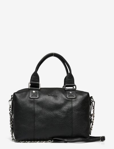 Small bobby silky - handväskor - black