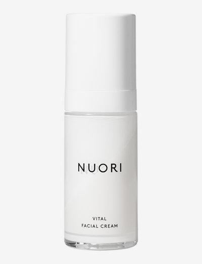 Vital Facial Cream - dagkräm - clear