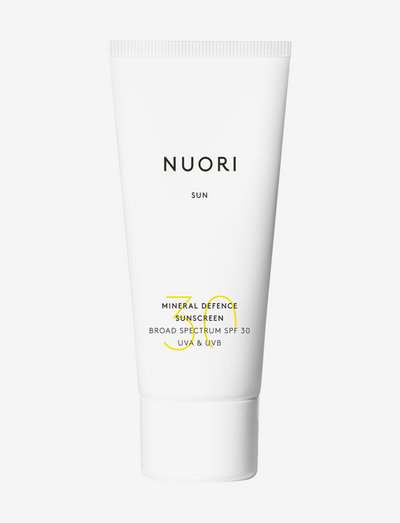 Mineral Defence Facial Cream SPF 30 - ansikte - clear