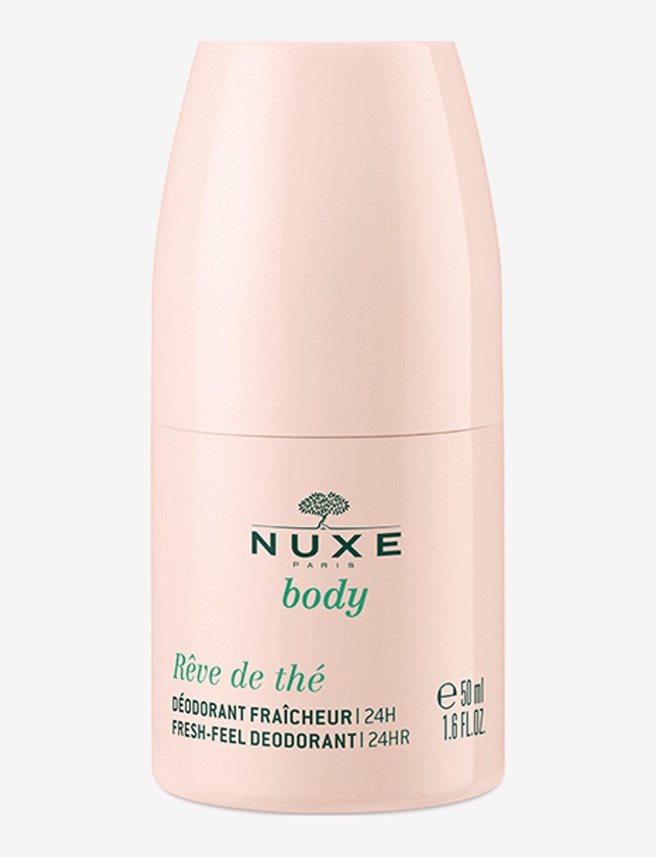 NUXE - Body Rêve de thé Fresh-Feel Deodorant - clear - 0