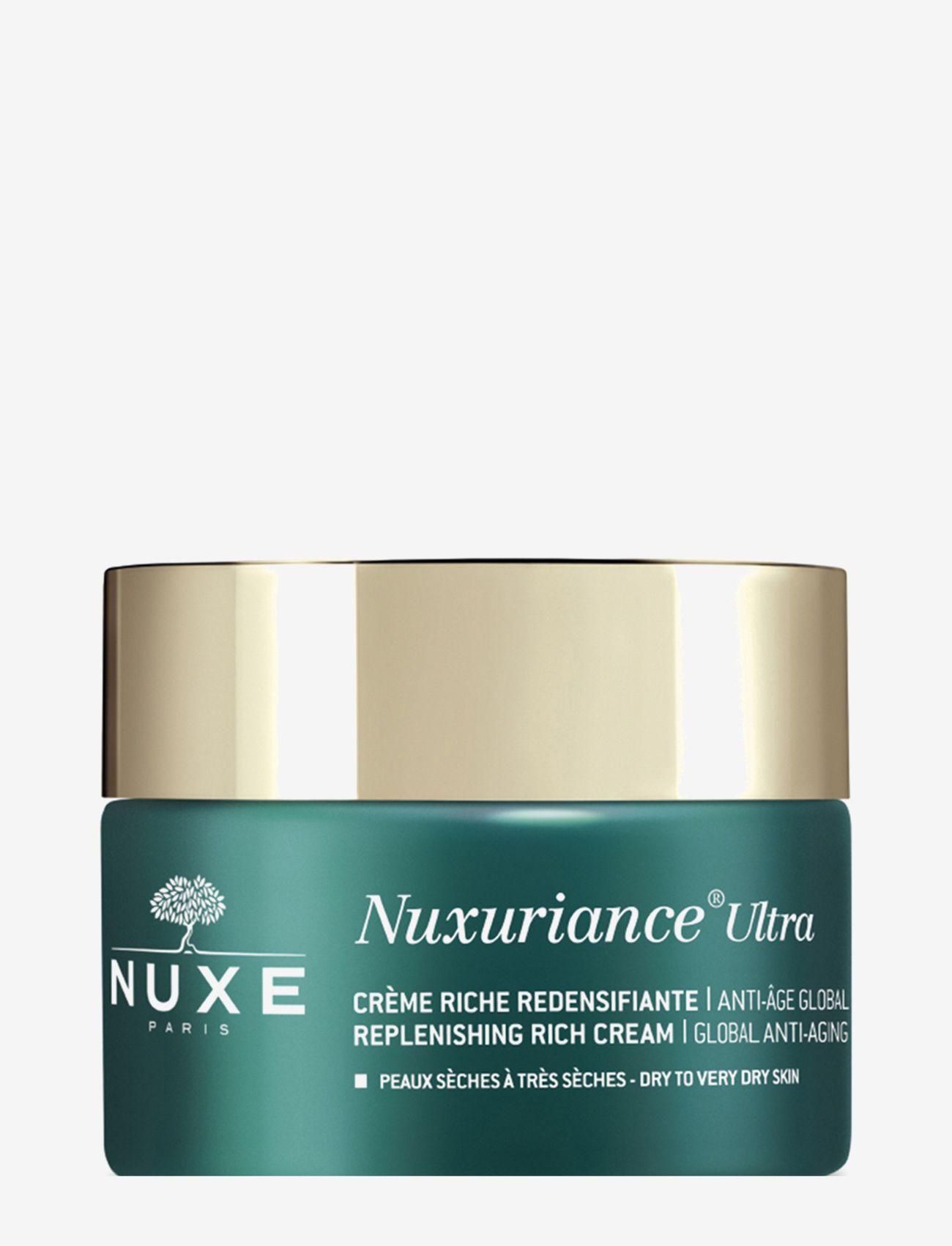 NUXE - NUXURIANCE ULTRA RICH - päivävoiteet - clear - 0