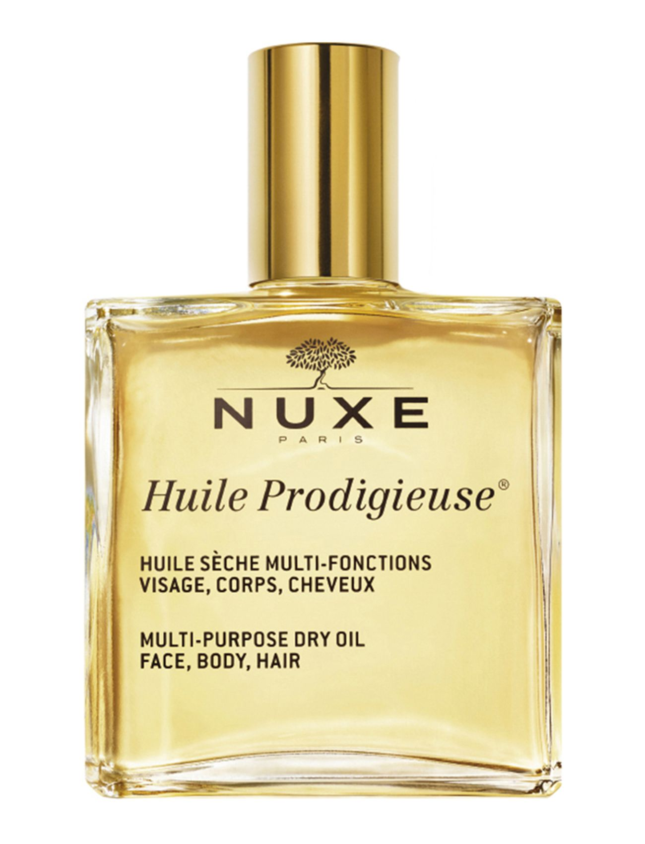 NUXE HUILE PRODIGIEUSE DRY OIL 100 ML - CLEAR