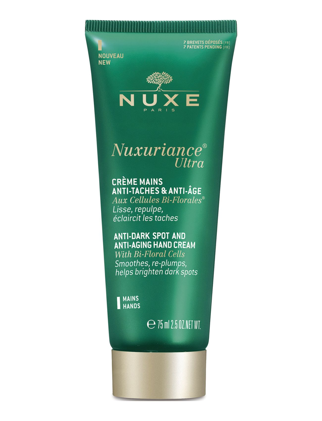 NUXE Nuxuriance handcreme 75 ml - CLEAR