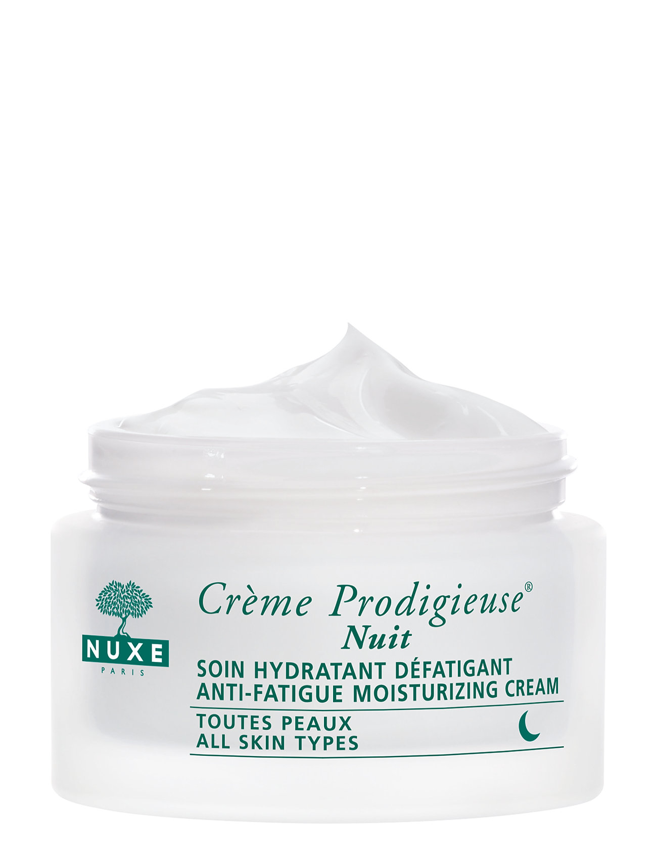 NUXE PRODIGIEUSE DAYCREME NORMAL - CLEAR