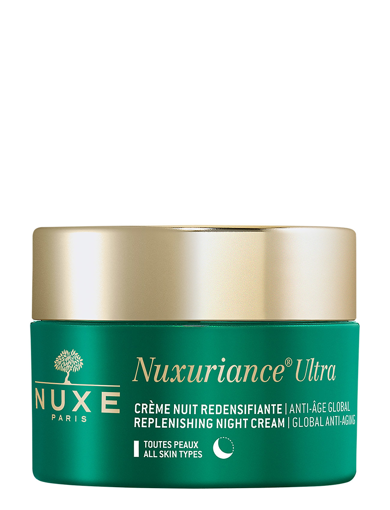 Image of Nuxuriance Ultra Night Cream Beauty WOMEN Skin Care Face Night Cream Nude NUXE (2604348565)