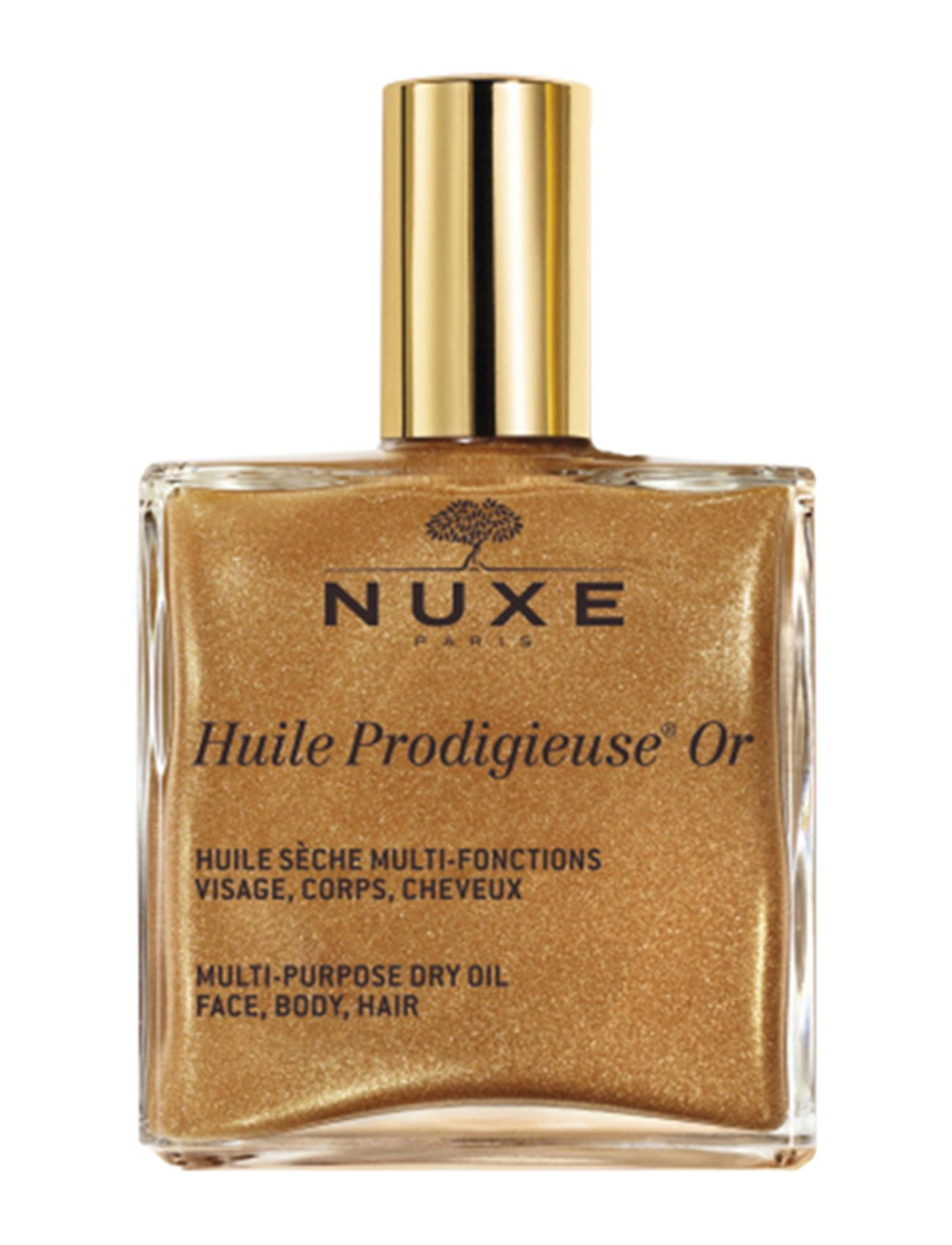 NUXE HUILE PRODIGIEUSE GOLD DRY OIL 100 ML