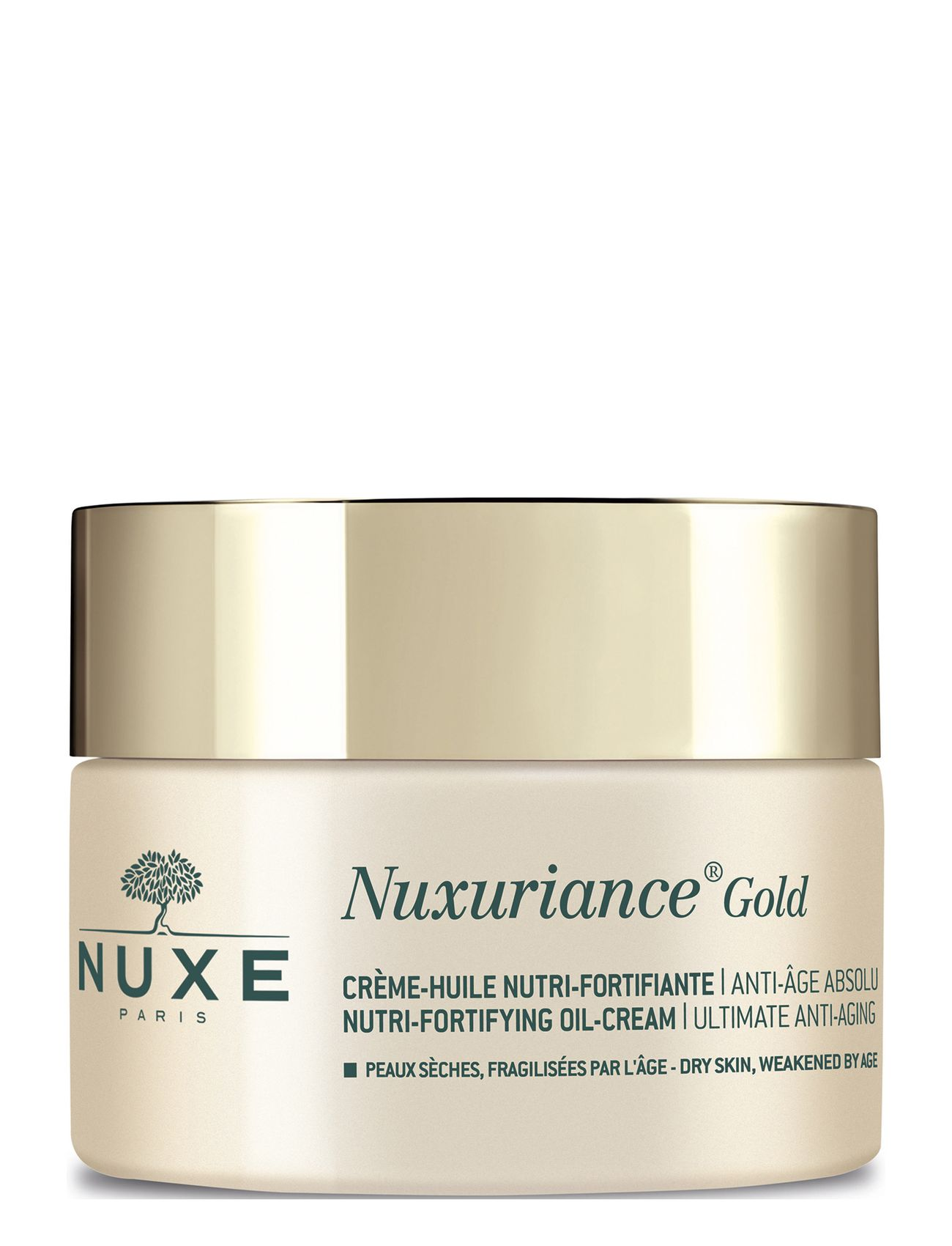NUXE NUXURIANCE GOLD OIL CREAM - CLEAR