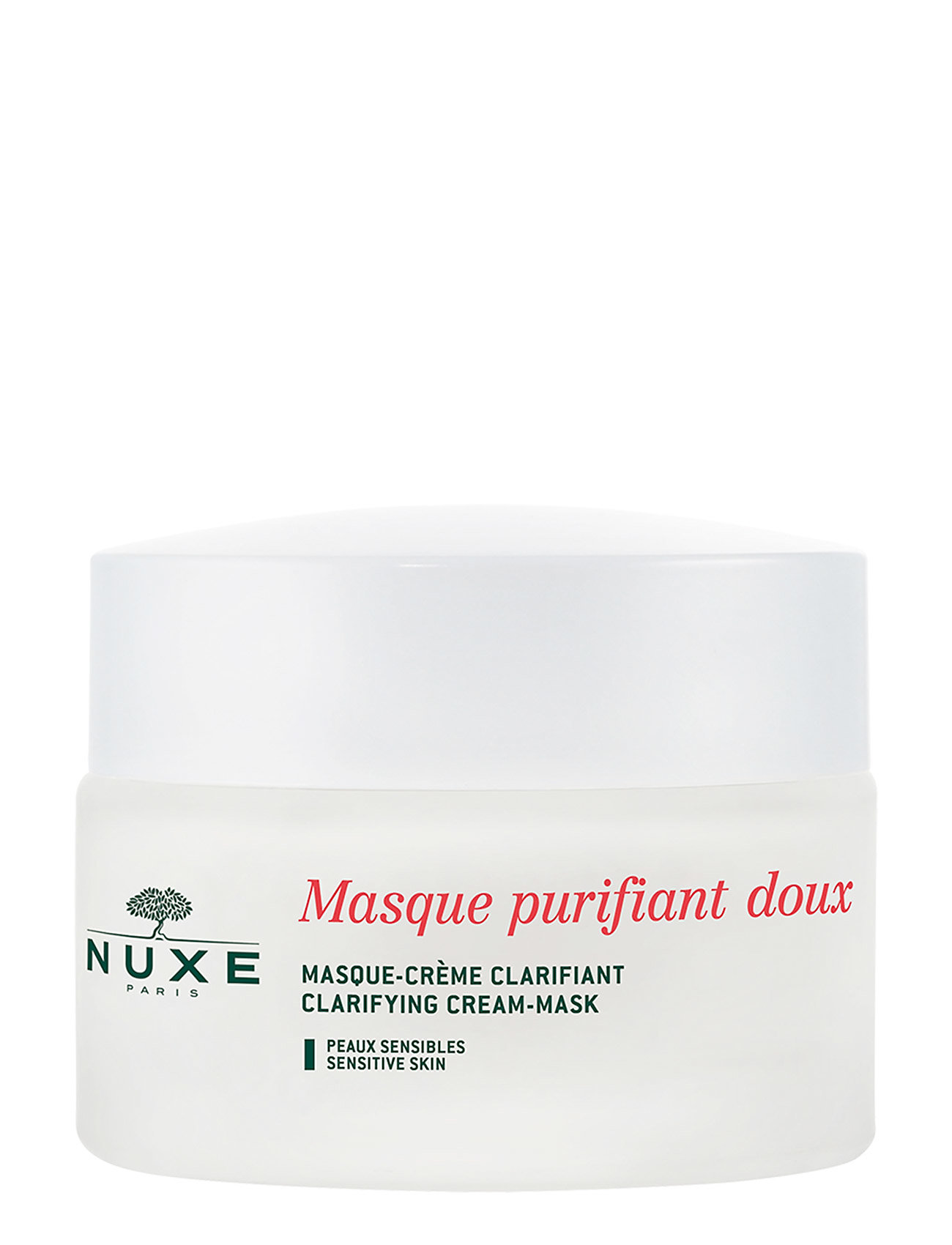 Image of Masque Purifiant Doux Beauty WOMEN Skin Care Face Face Masks Nude NUXE (3061956681)