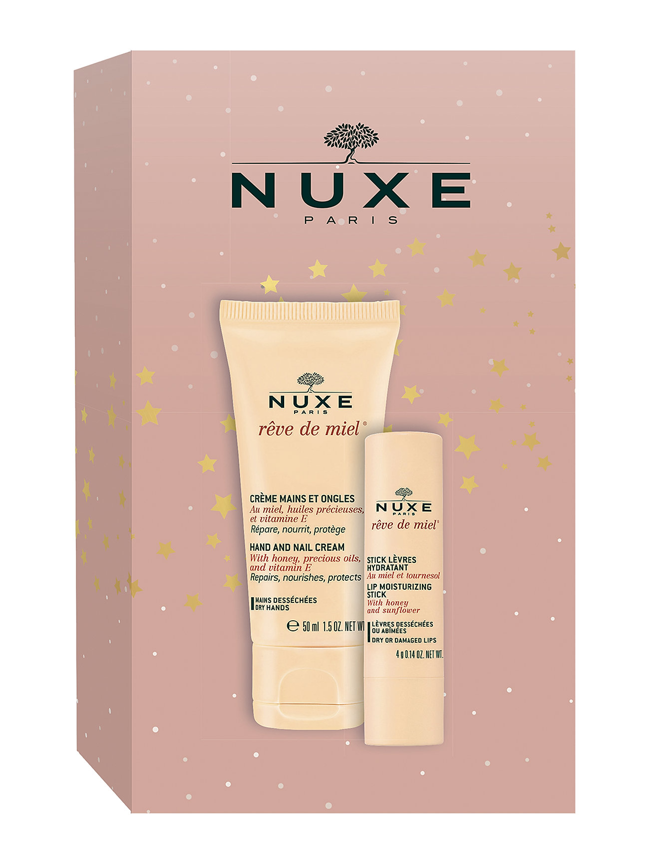 NUXE NUXE HOSTESS KIT REG CHRISTMAS 2019 - CLEAR