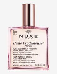 NUXE - Huile Prodigieuse Florale - hiusöljyt - clear - 0