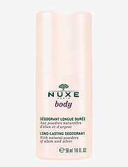 NUXE - BODY DEODORANT ROLL-ON - deo roll-on - clear - 0