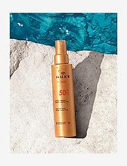 NUXE - SUN FACE & BODY MILK SPF50 - kropspleie - clear - 1