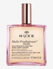 NUXE - Huile Prodigieuse Florale - håroljor - clear - 0