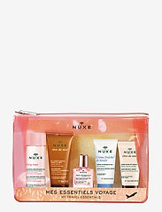 NUXE - NUXE TRAVEL KIT 2020 - hudvårdsset - clear - 0