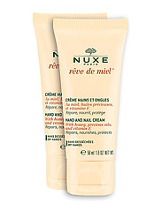 NUXE DUOPACK RÊVE DE MIEL HAND AND NAIL CREAM - CLEAR