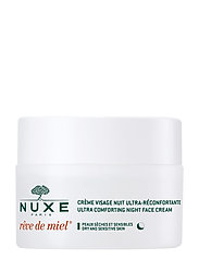 NUXE Ultra Comforting Night Face Cream Rêve de Miel - CLEAR