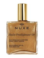 NUXE HUILE PRODIGIEUSE GOLD DRY OIL 50 ML - CLEAR