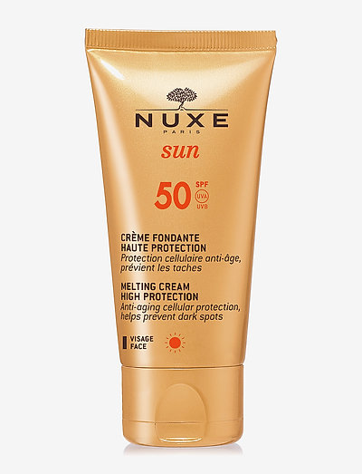 Fondant face cream SPF50 - ansikt - clear