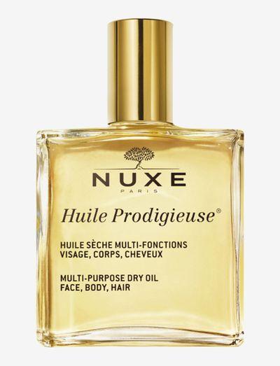 HUILE PRODIGIEUSE DRY OIL 100 ML - hårolie - clear