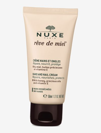 CREME MAINS ET ONGLES - CLEAR