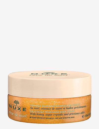 Rêve de miel Bodyscrub 175 ml - CLEAR