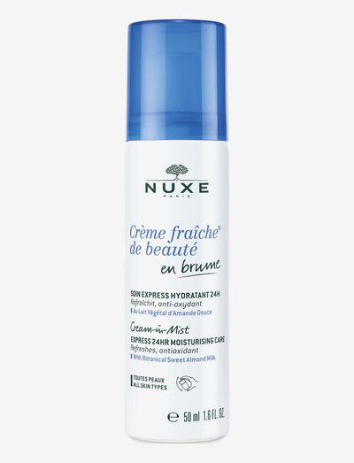 Creme Fraiche Hydrating Mist - mists - clear