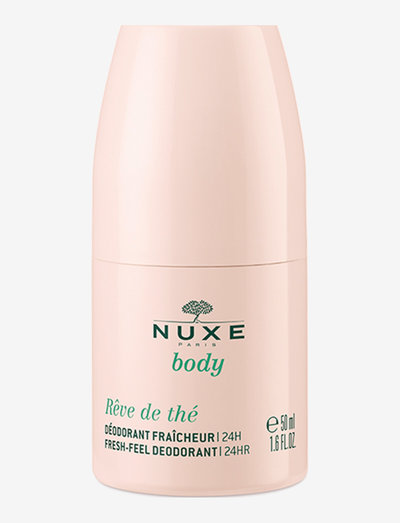 Body Reve de thé Fresh-Feel Deodorant - deo roll-on - clear