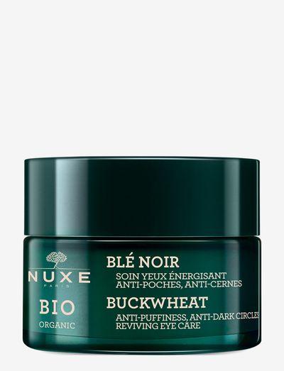 Organic Buckwheat Energising Eye Care 15 ml - Ögonvård - clear