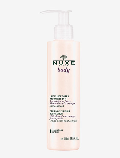 BODY MOISTURIZING LOTION 400 ML - body lotion - clear