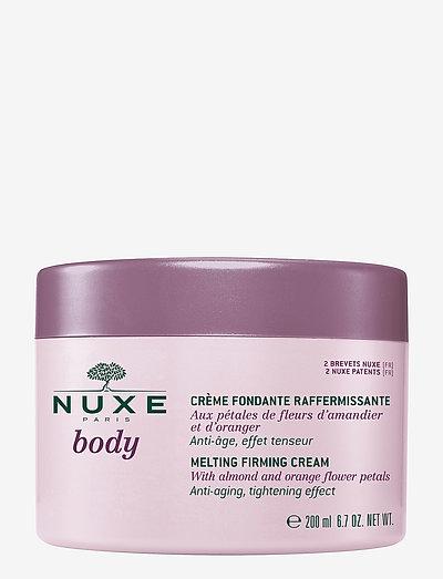 FONDANT FIRMING CREAM - body cream - clear