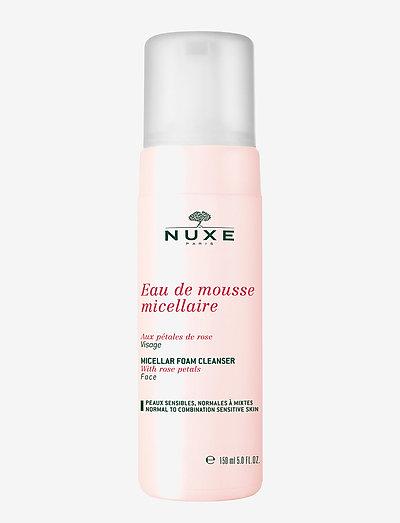 EAU DE MOUSSE MICELLAIRE - CLEAR