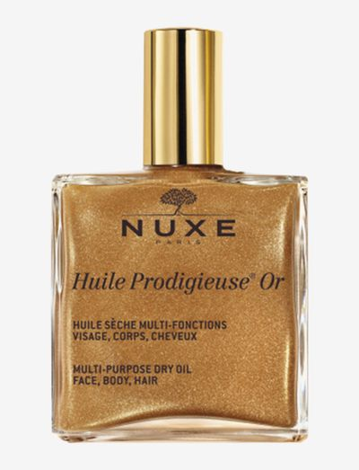 HUILE PRODIGIEUSE GOLD DRY OIL 100 ML - CLEAR