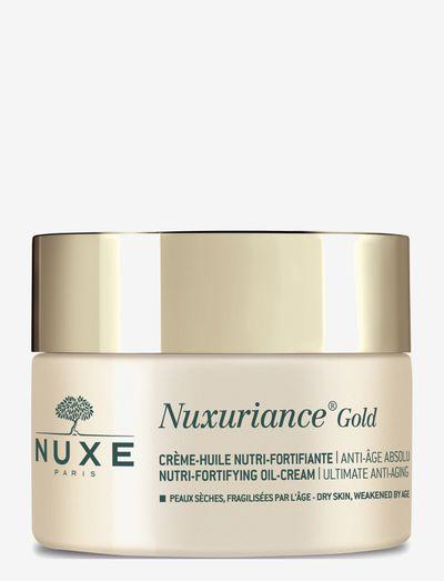 NUXURIANCE GOLD OIL CREAM - dagcreme - clear