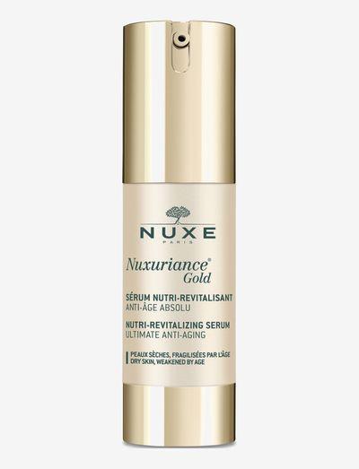 NUXURIANCE GOLD SERUM - serum - clear