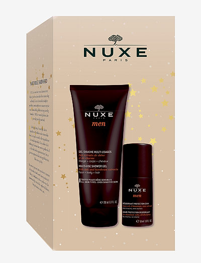 NUXE MEN CHRISTMAS 2019 - CLEAR