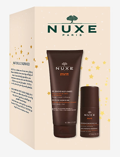 NUXE MEN JUL 2020 - beauty giveaways - clear