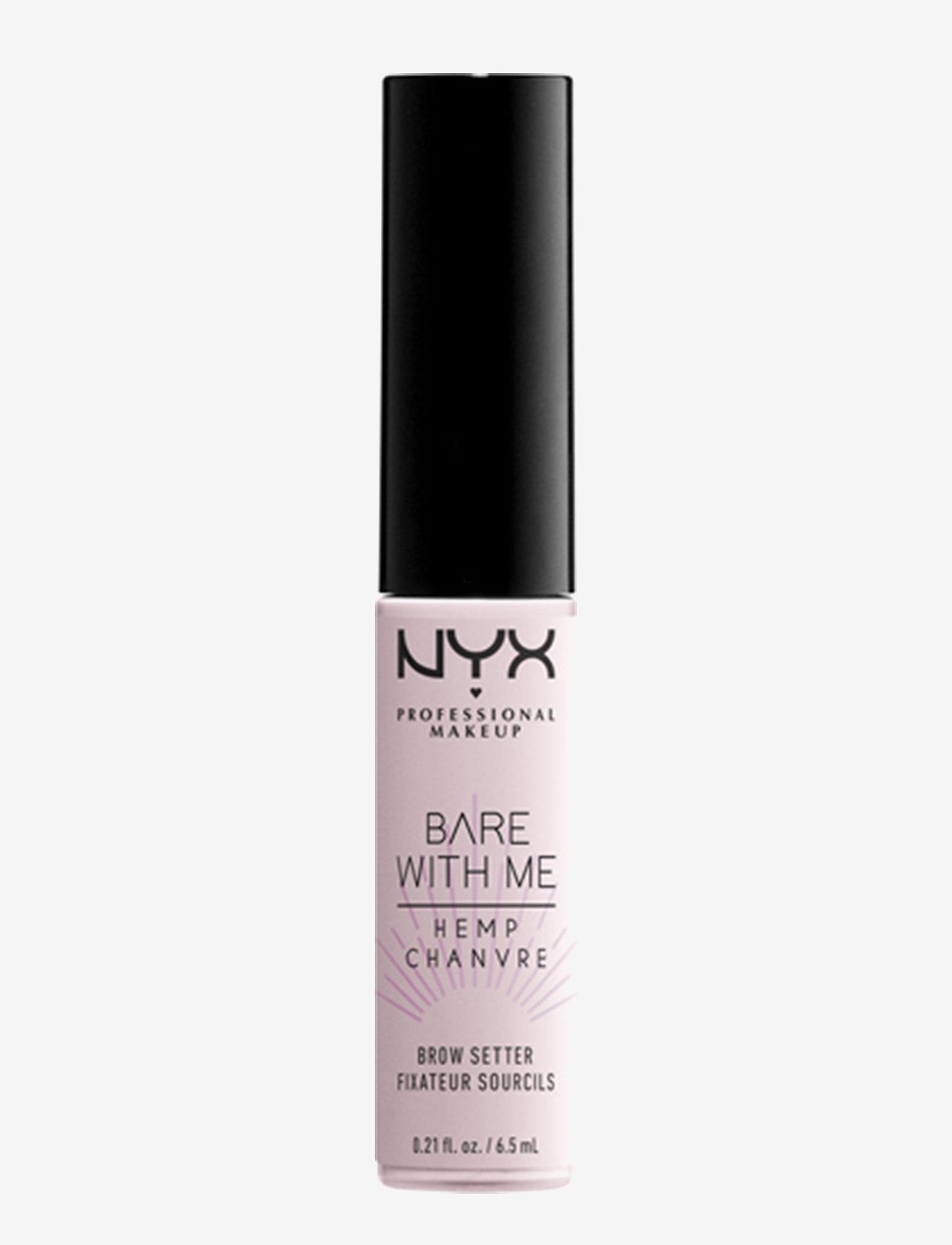 NYX PROFESSIONAL MAKEUP Bare With Me Hemp Brow Setter - 10.99 € hcJqbBhF