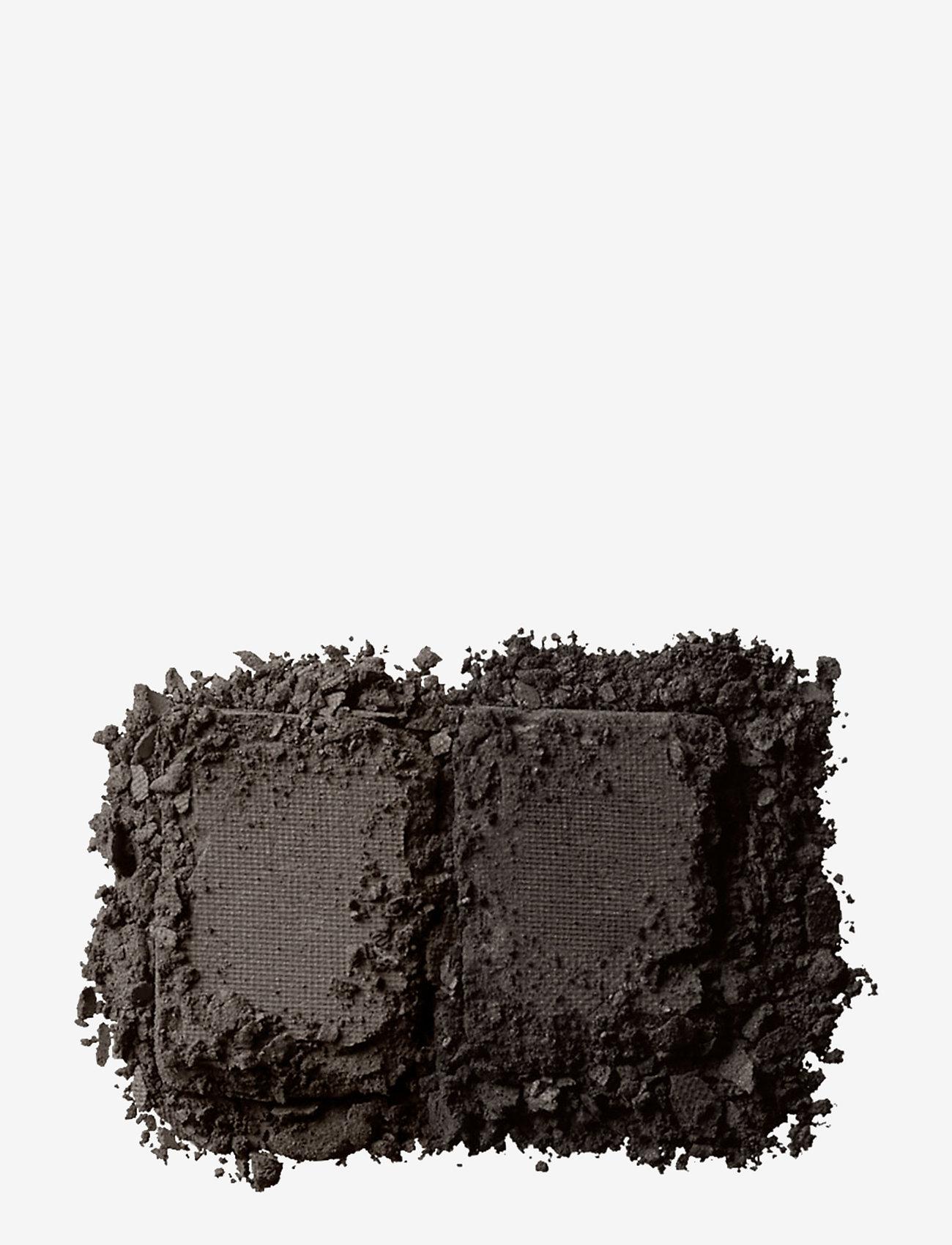 NYX PROFESSIONAL MAKEUP - Eyebrow Cake Powder - Øyebrynsskygge - black/ gray - 1