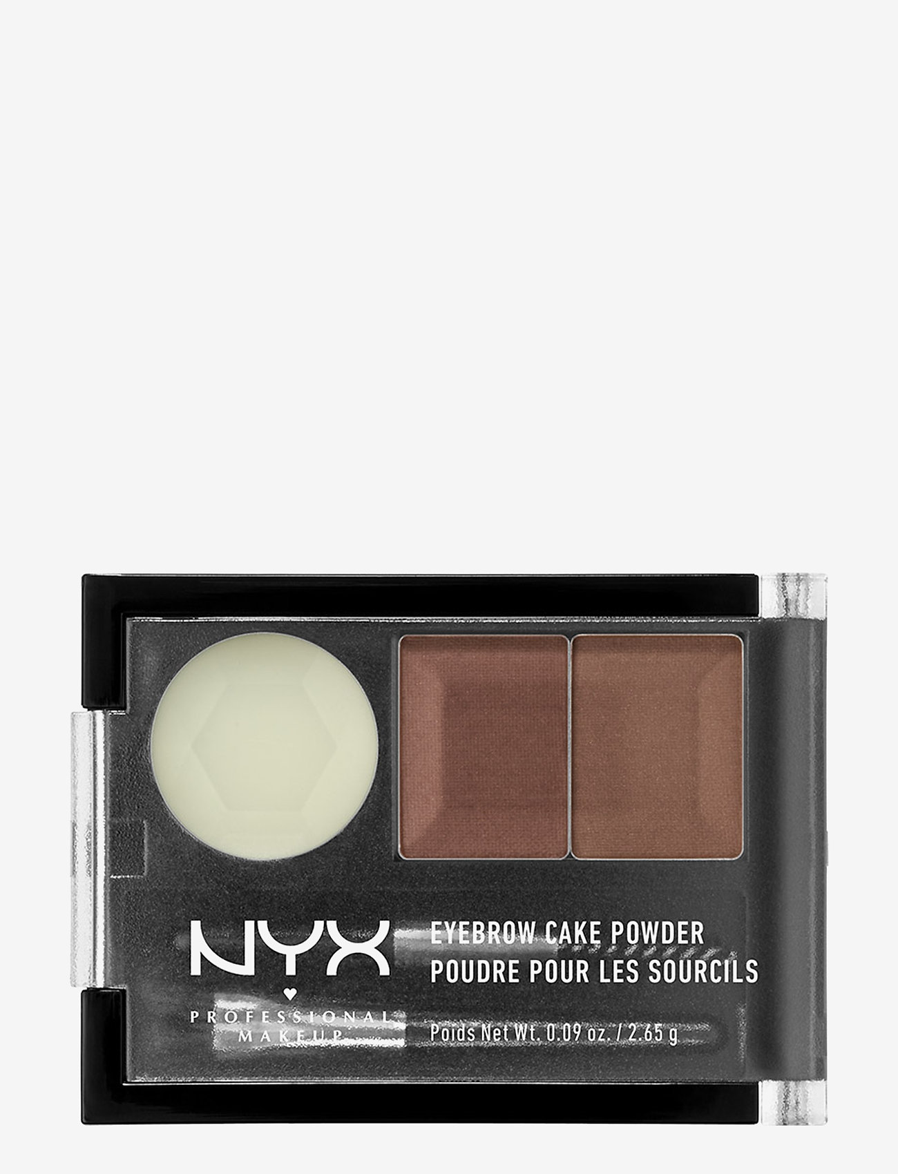 NYX PROFESSIONAL MAKEUP - Eyebrow Cake Powder - Øyebrynsskygge - auburn / red - 0