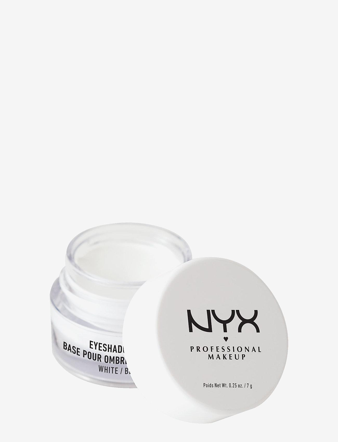 NYX PROFESSIONAL MAKEUP - EYE SHADOW BASE - Ögonprimer - white - 0