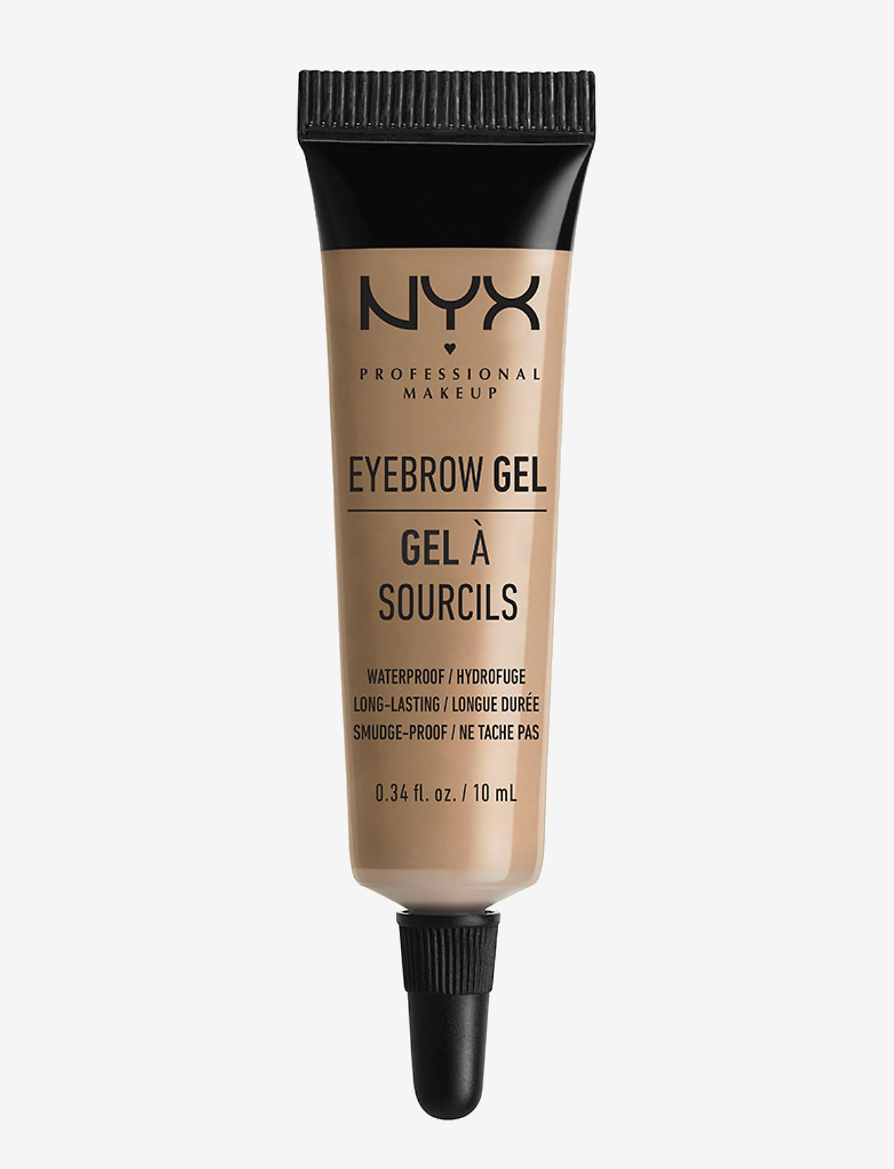 NYX PROFESSIONAL MAKEUP - EYEBROW GEL - Øjenbrynsgel - blonde - 0