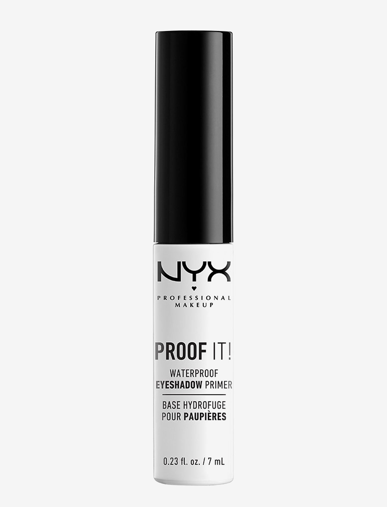 NYX PROFESSIONAL MAKEUP - PROOF IT! - WATERPROOF EYE SHADOW PRIMER - clear - 0